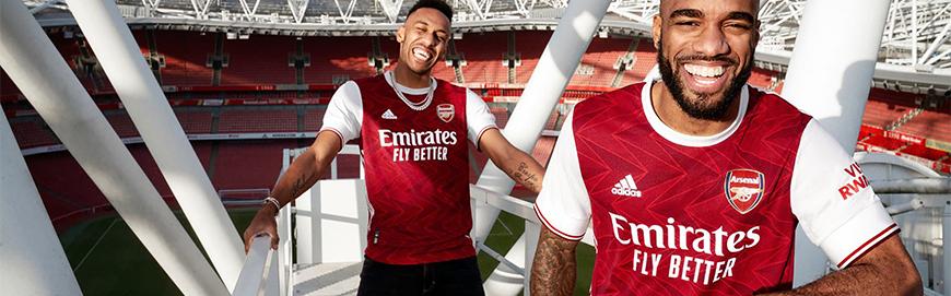 camisetas de futbol Arsenal