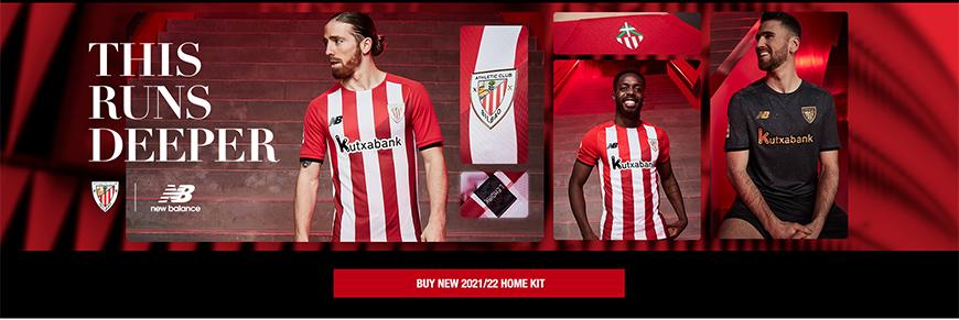camisetas de futbol Athletic Bilbao