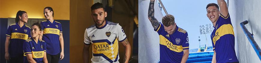 camisetas de futbol Boca Juniors