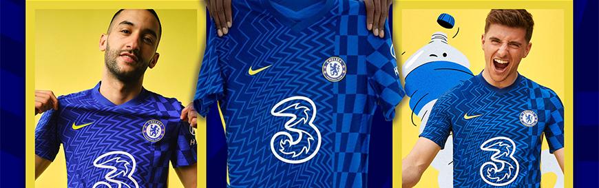 camisetas de futbol Chelsea