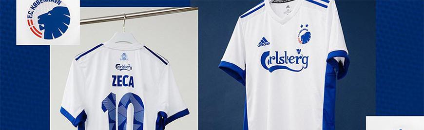 camisetas de futbol F.C. Copenhagen