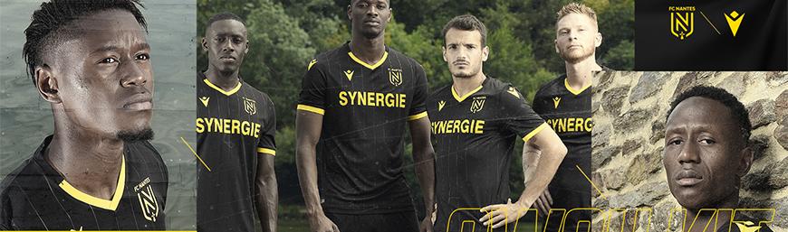 camisetas de futbol FC Nantes 2022