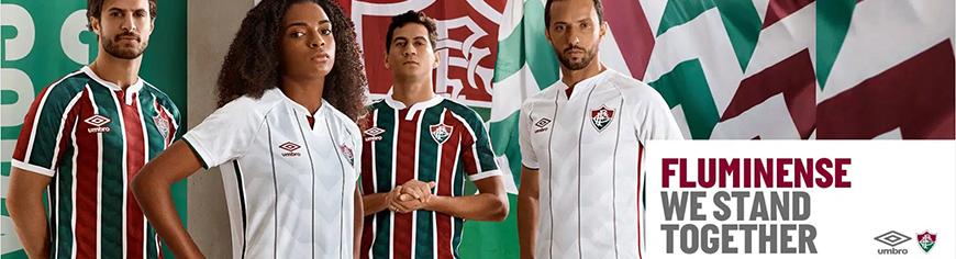 camisetas de futbol Fluminense