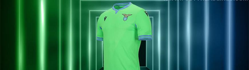 camisetas de futbol Lazio