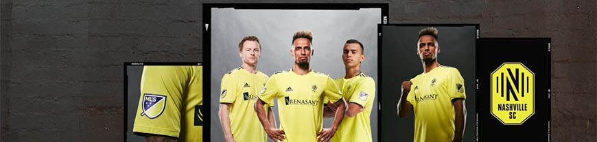 camisetas de futbol Nashville SC