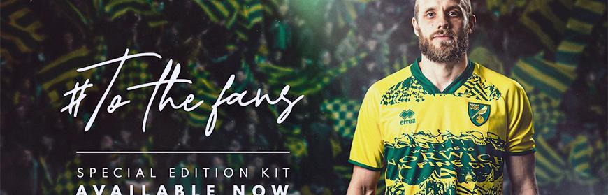 camisetas de futbol Norwich City