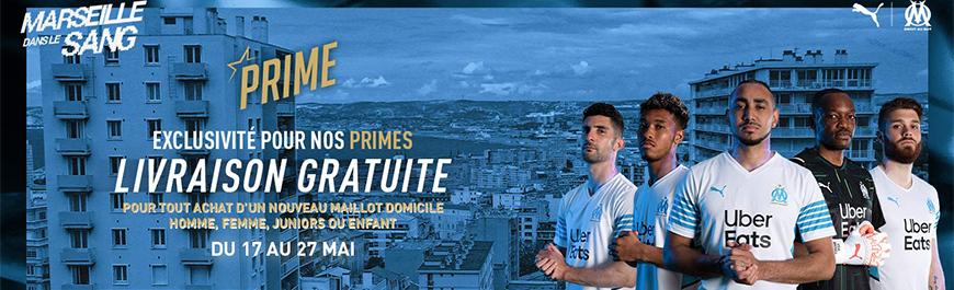 camisetas de futbol Olympique Marsella
