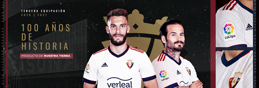 camisetas de futbol Osasuna 2022