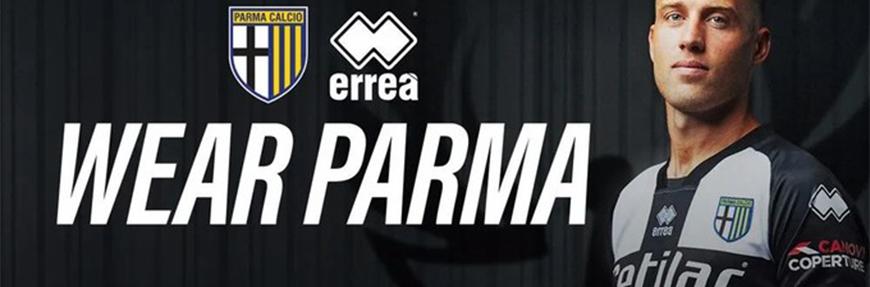 camisetas de futbol Parma