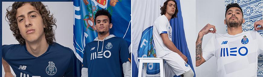 camisetas de futbol Porto