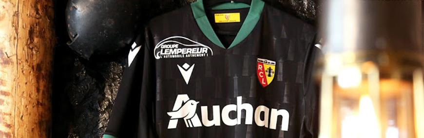 camisetas de futbol RC Lens