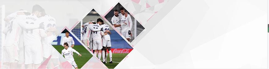 camisetas de futbol Real Madrid