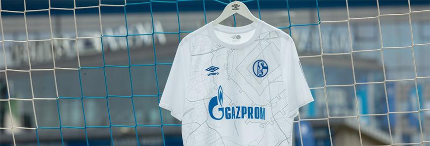 camisetas de futbol Schalke 04